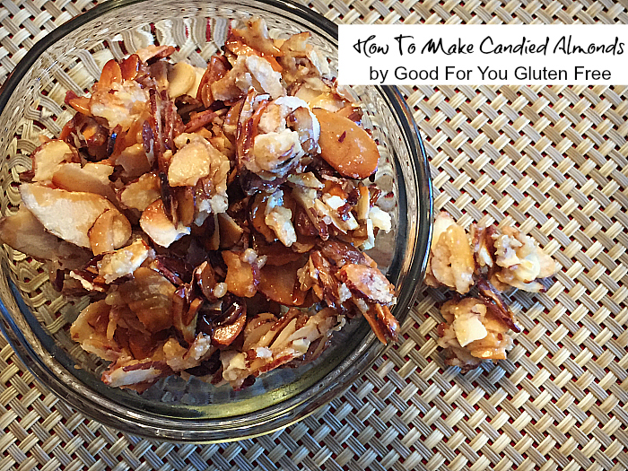 How to Make Homemade Candied Almonds