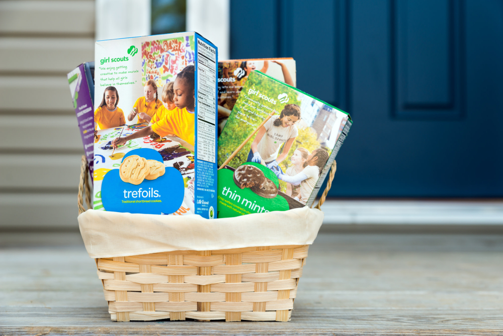 Gluten-Free Girl Scout Cookies – Yes Please!