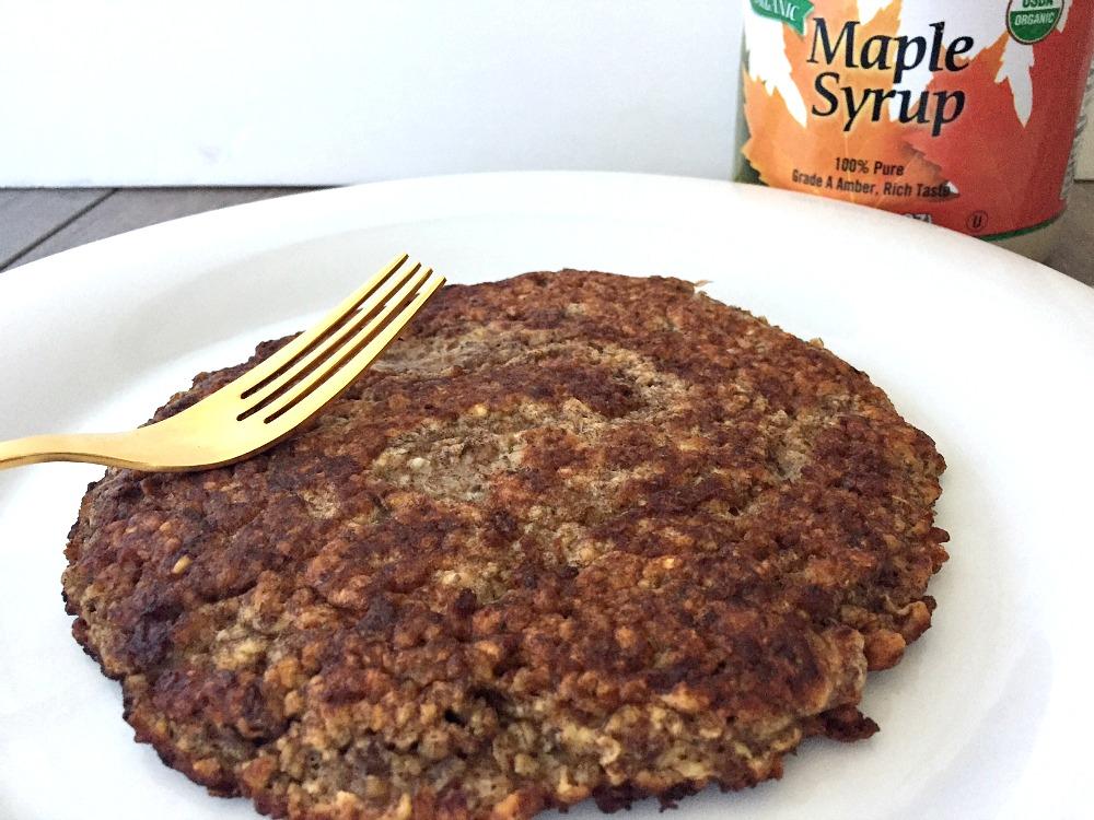 Gluten-Free Protein Pancake 2