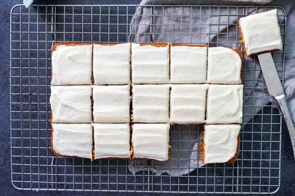 Delicious Gluten-Free Pumpkin Squares Recipe