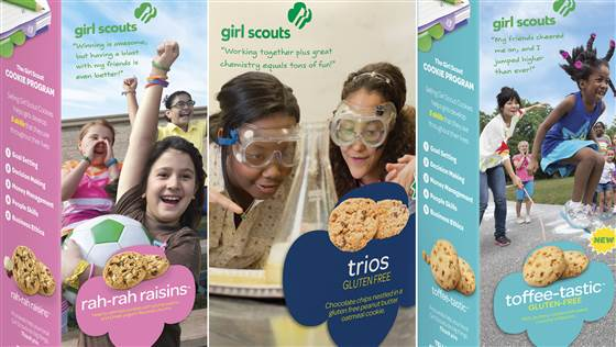 Gluten Free Girl Scout Cookies – Yes Please!