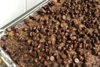 Gluten-Free Chocolate Chip Applesauce Cake header