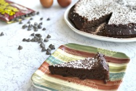 Flourless Chocolate Torte for Passover header