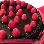 Flourless Chocolate Torte gluten-free
