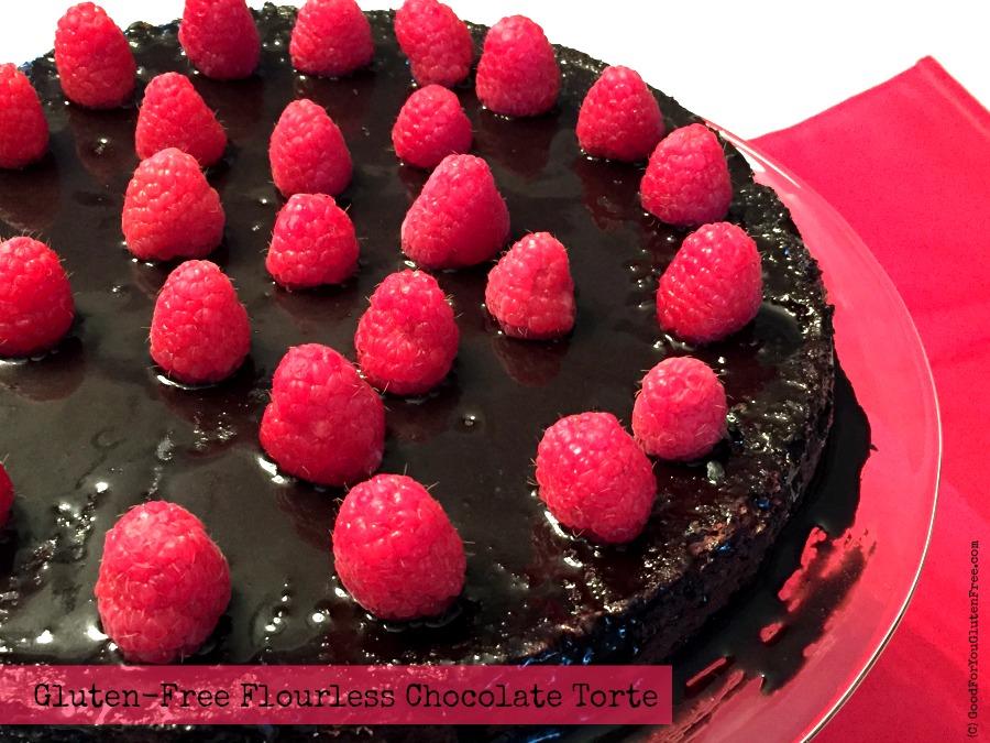 Gluten-Free Flourless Chocolate Torte Recipe – Passover Friendly