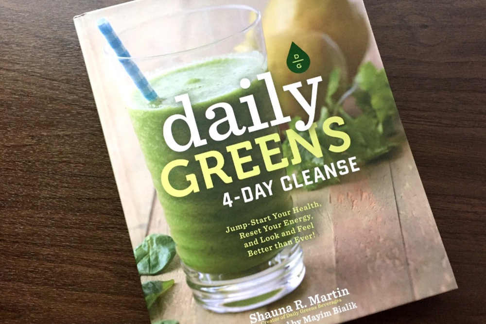 On a Gluten-Free Diet? Veg Out on Daily Greens Juices