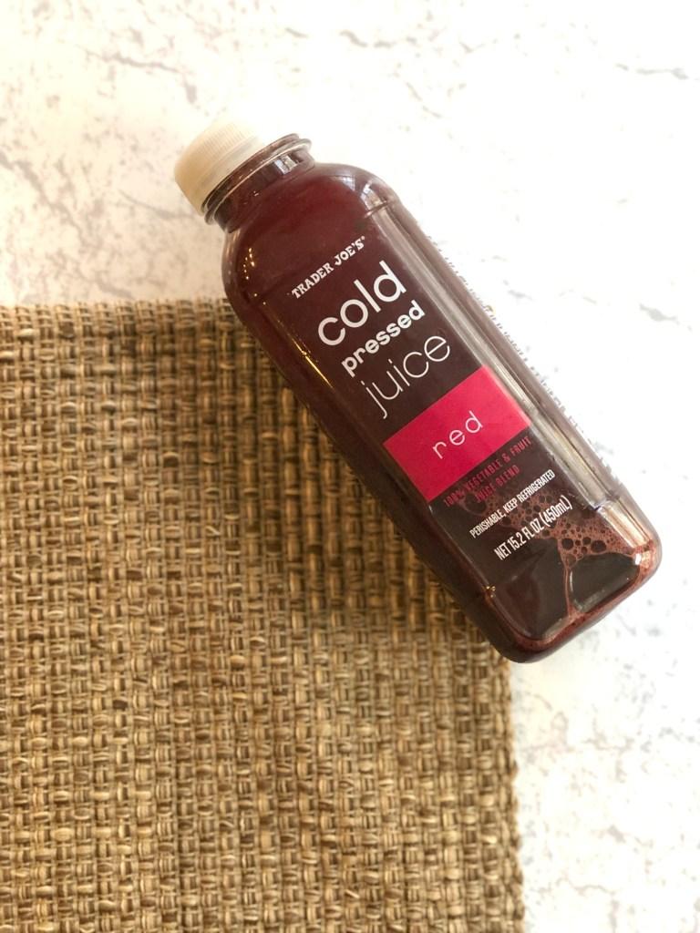 Trader Joe's Juices - Red