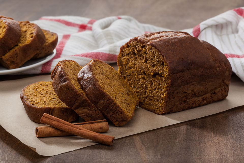 Try This: Gluten Free Pumpkin Bread Baking Mix by Whole Note