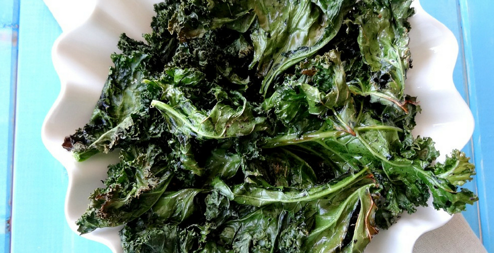 How to Make Kale Chips from Scratch