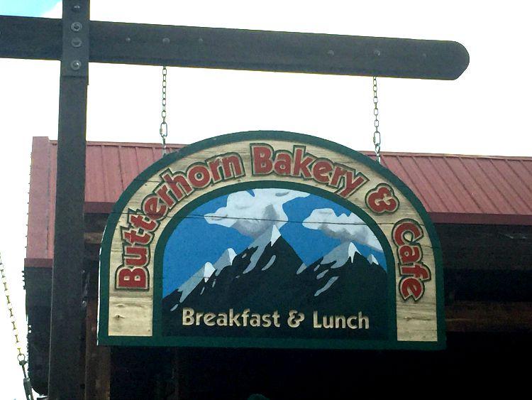 Butterhorn Bakery gluten free restaurant Frisco