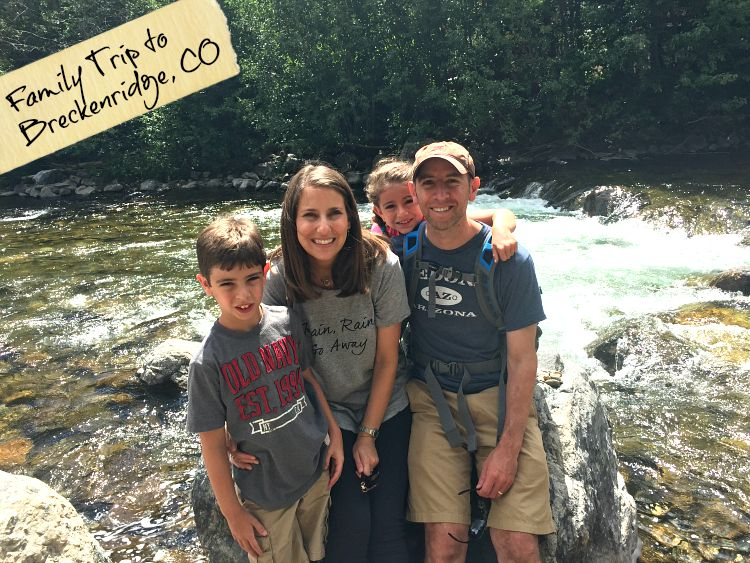 Gluten Free Family Vacation in Breckenridge, CO