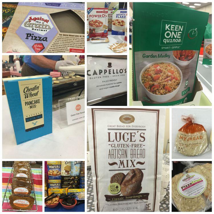 GF Food Fair collage