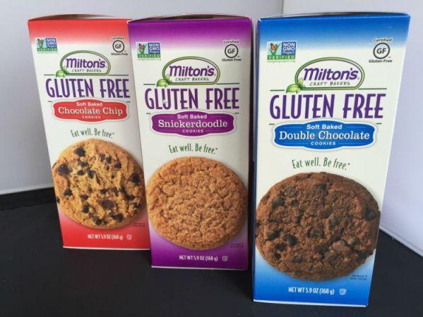 Miltons gluten free cookies 2