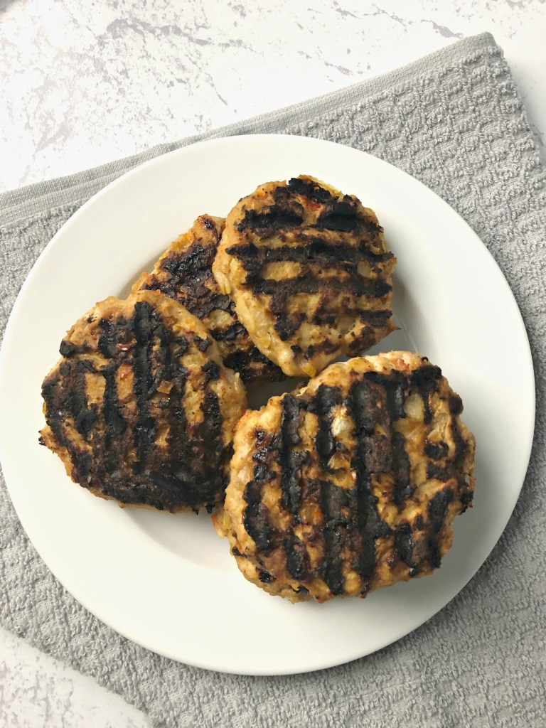 Chipotle Turkey Burgers 1