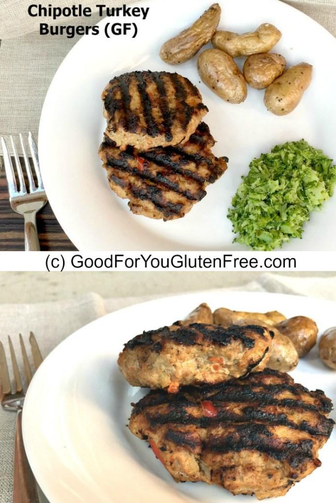 Chipotle Turkey Burgers Recipe