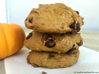 GF Pumpkin Cake Cookies 2