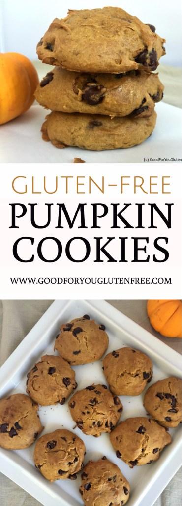 Gluten-Free Pumpkin Cookies - Good For You Gluten Free