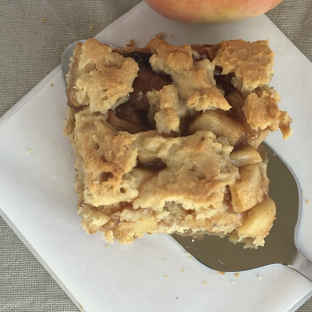 Gluten Free Apple Pie Crumble