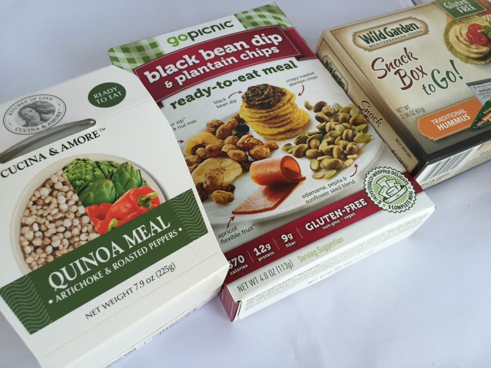 Three Gluten-Free Snacks for On the Go Snacking