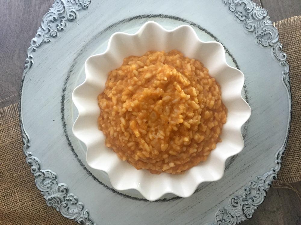 Gluten-Free Pumpkin Risotto 3