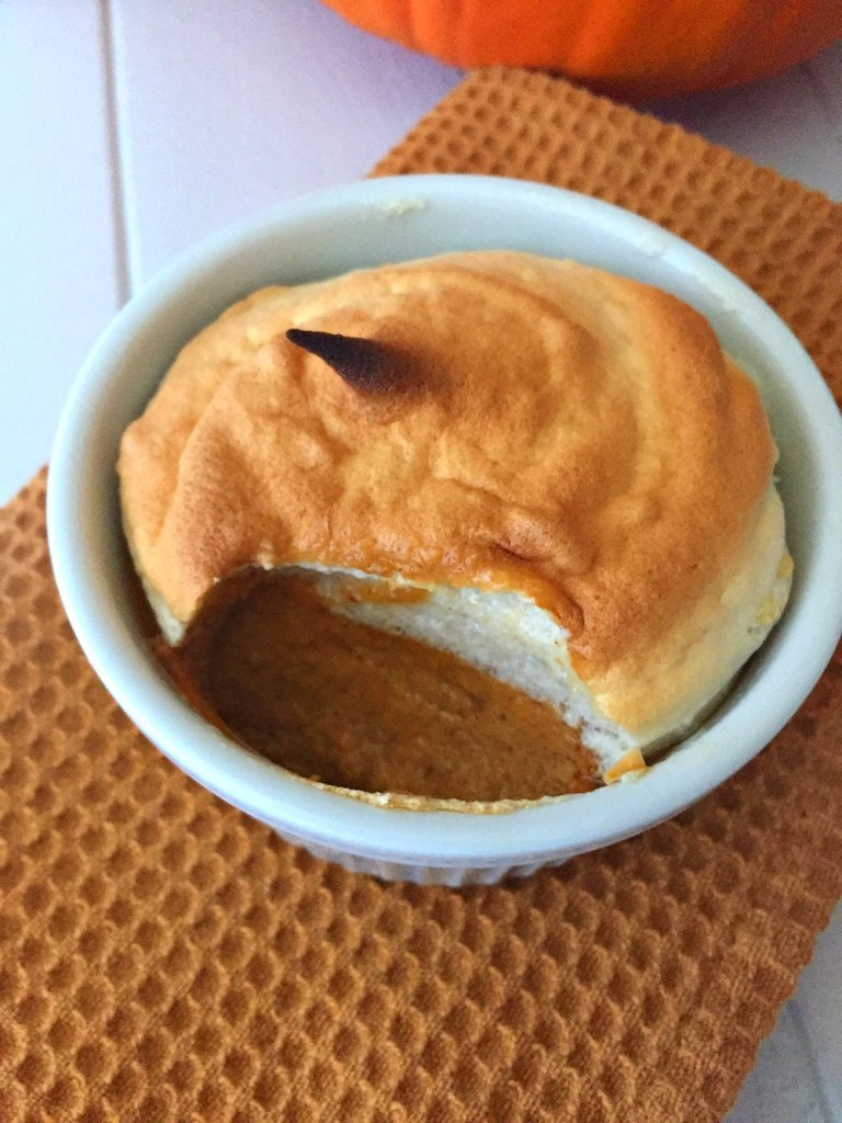 Pumpkin Pie Souffles - revised 4