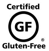 Certified Gluten Free Seal