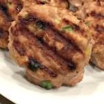 Asian Turkey Burgers 1