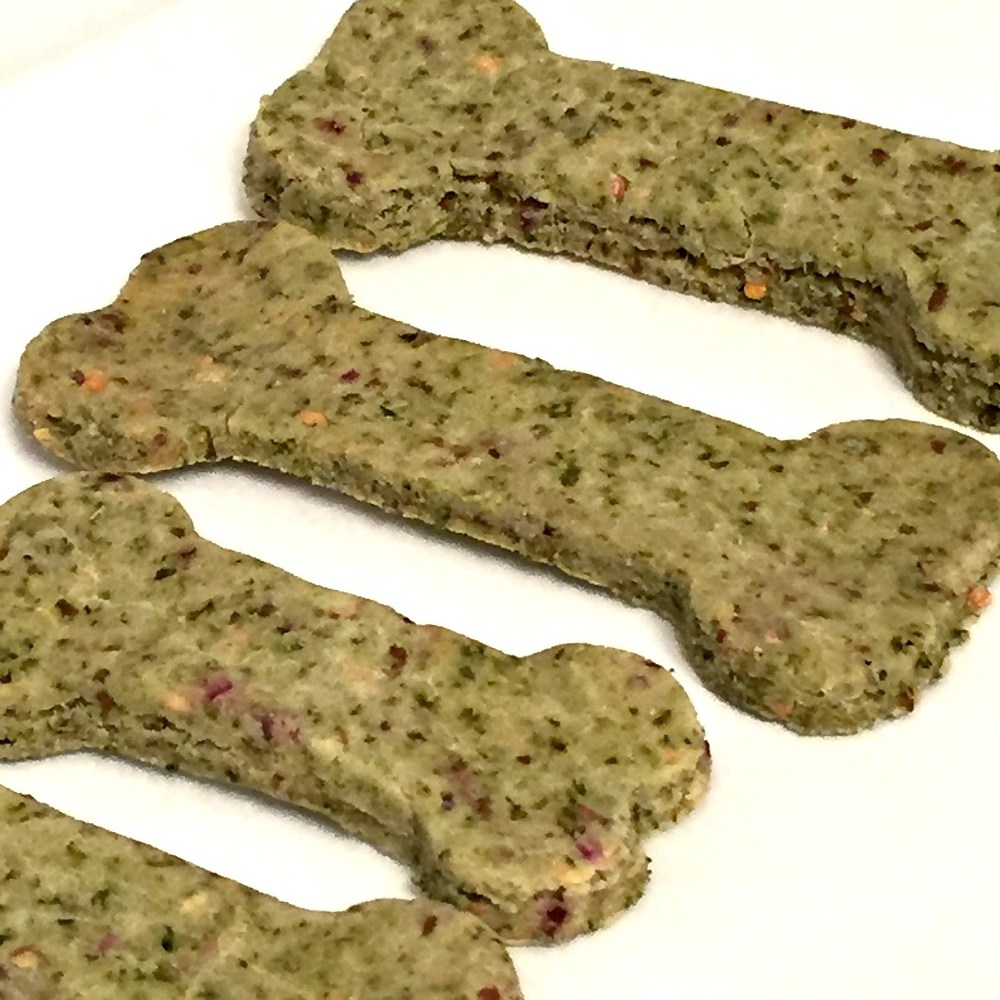 Gluten-Free Dog Biscuits for the Holidays