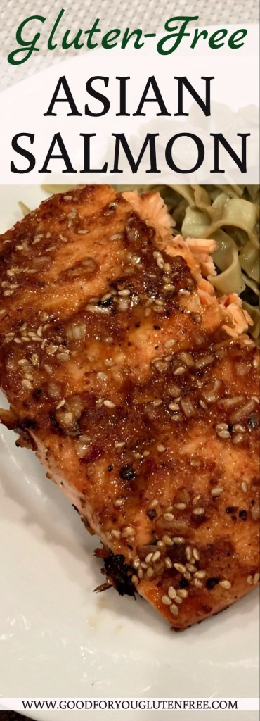 Gluten-Free Asian Salmon - Good For You Gluten Free