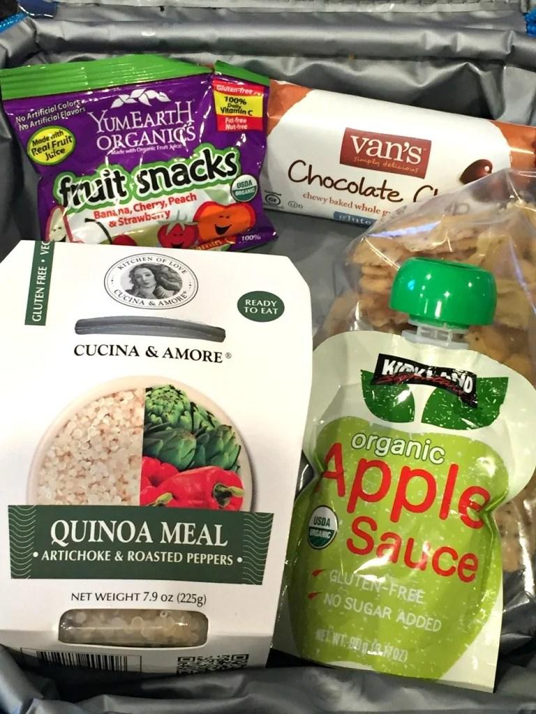 Loving Cucina Amore S Gluten Free Quinoa Meals