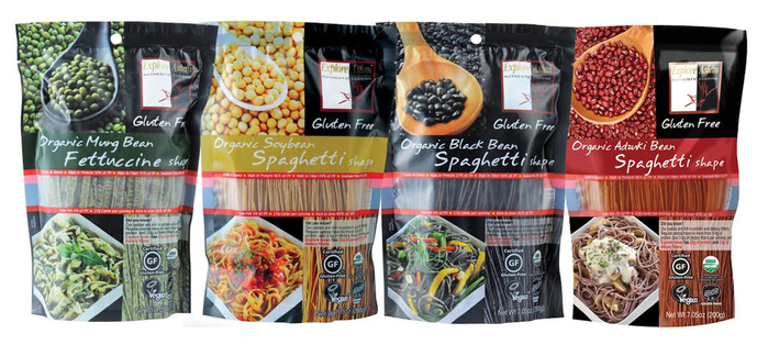Explore Asian Bean Gluten Free Pasta