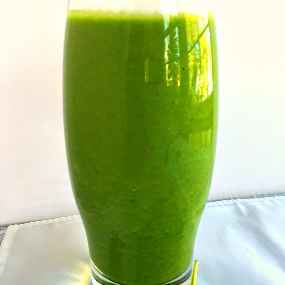 Sea Salt Green Smoothie Recipe