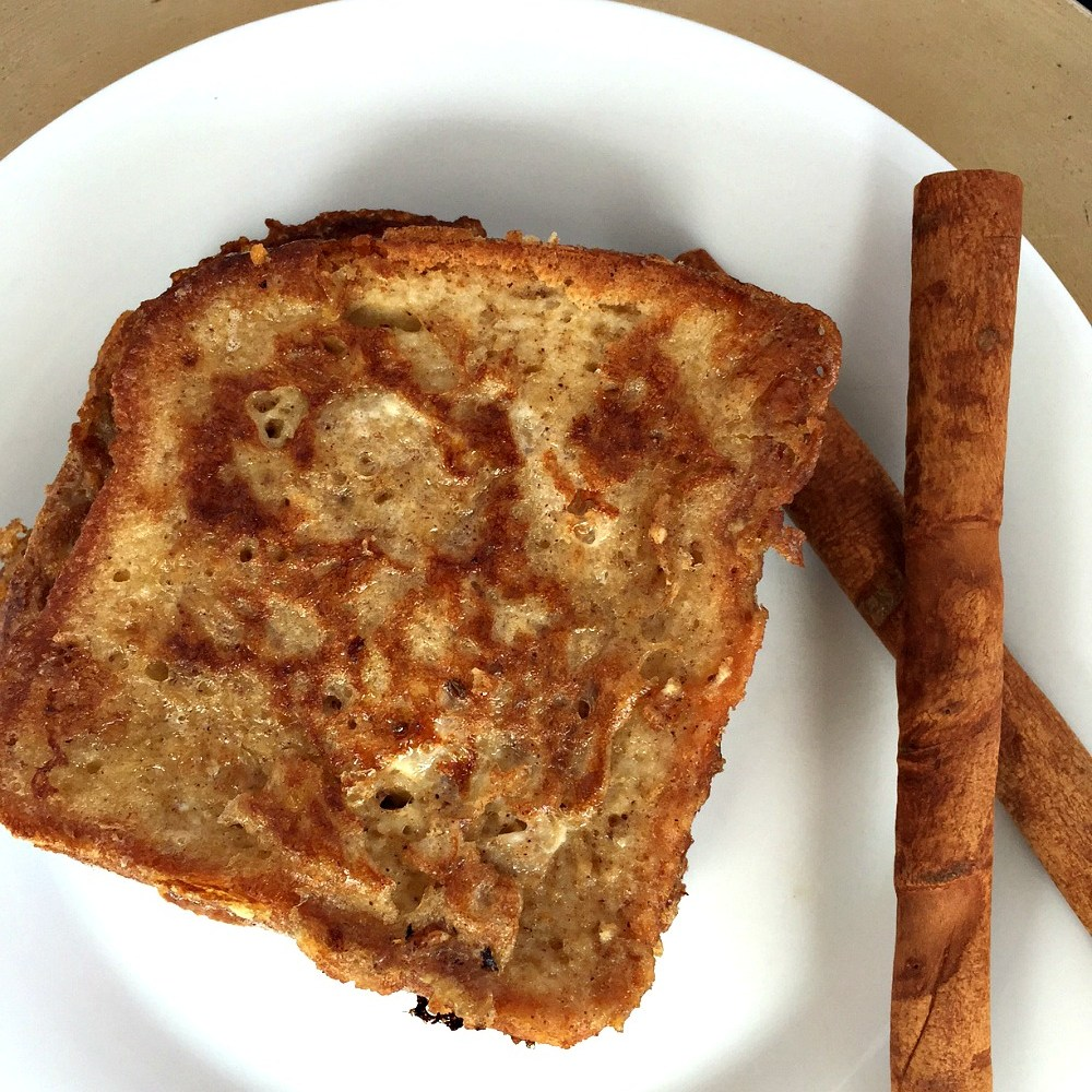 Gluten Free French Toast with Three Bakers Bread 2