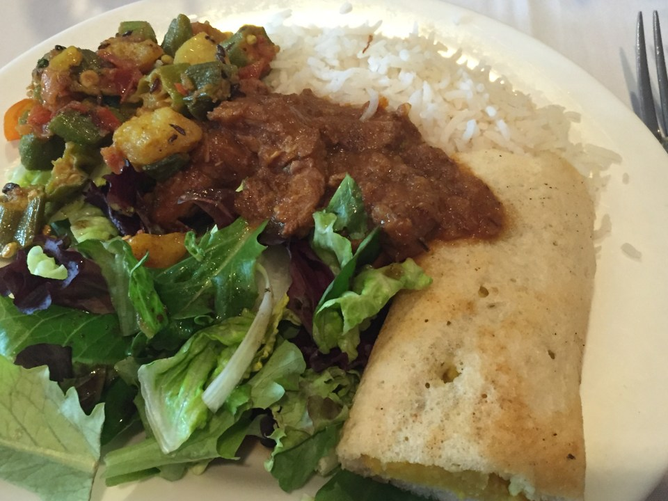 Bombay Clay Oven Indian restaurant gluten free