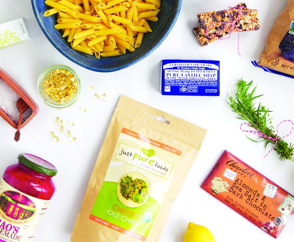 Shopping (and Saving) on Gluten Free Products at Thrive Market