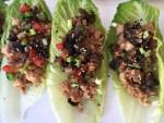 GF Chicken Lettuce Wraps 1