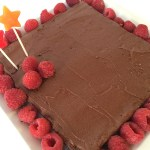 GF Chocolate Matzah Cake 1