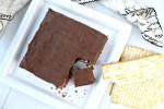 Gluten-Free Chocolate Matzah Cake header