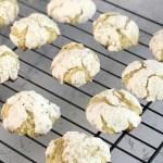 Gluten-Free Lemon Crinkle Cookies header