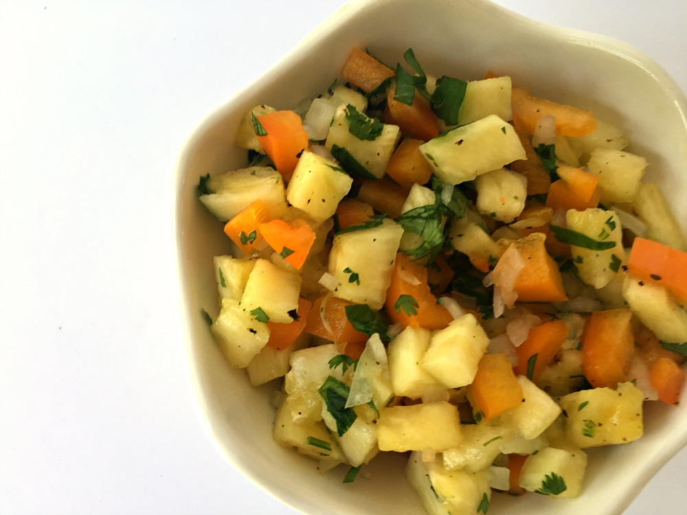 Pineapple Salsa 2