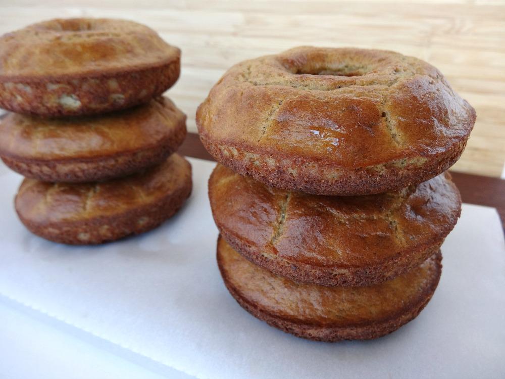 Gluten-Free Bagel horizontal image