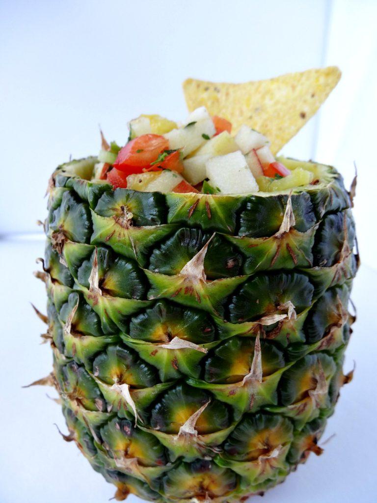 Gluten-Free Pineapple Apple Salad 1