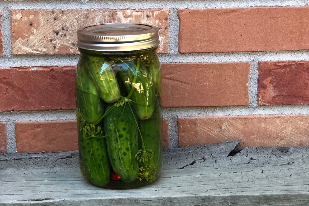 How to make pickles - header