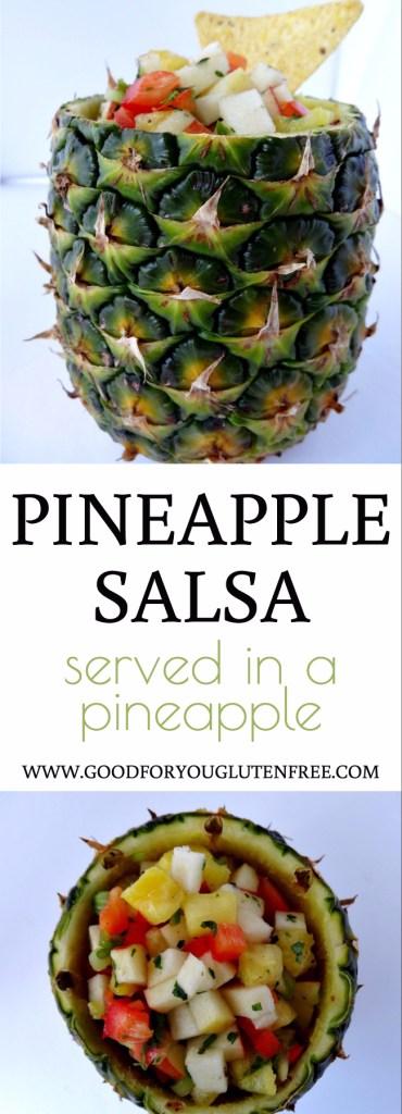 Pineapple Salsa Recipe - Good For You Gluten Free