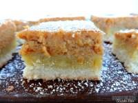 Gluten-Free Pumpkin Pie Bars