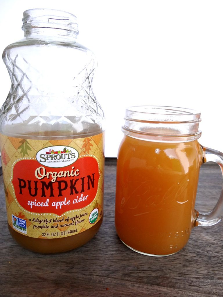 Sprouts Pumpkin Apple Spiced Cider