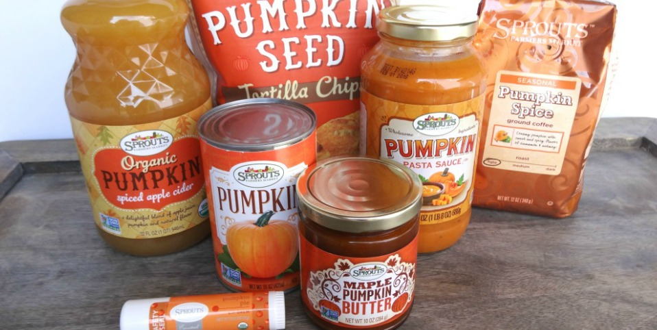 Sprouts Sure Knows How to #TalkPumpkinToMe