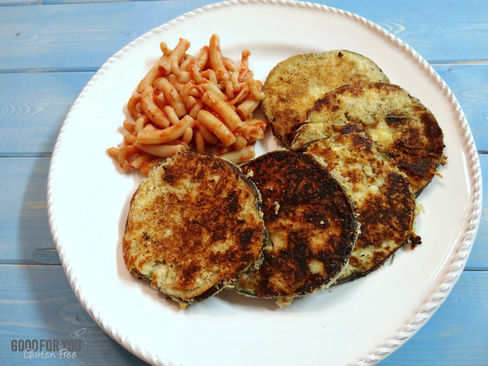Gluten-Free Parmesan Fried Eggplant with Almond Flour Recipe 2