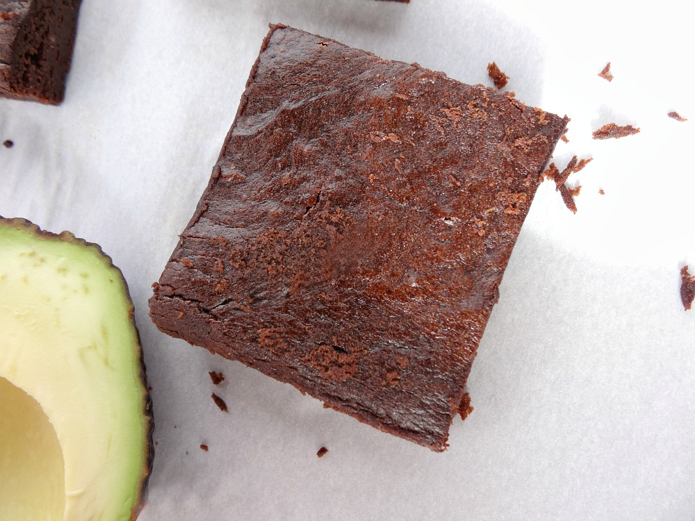Gluten-Free Avocado Brownies 2