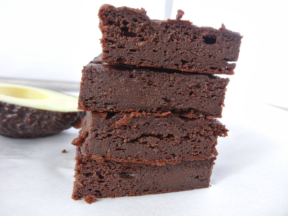 Gluten-Free Brownies Infused with Avocados 4